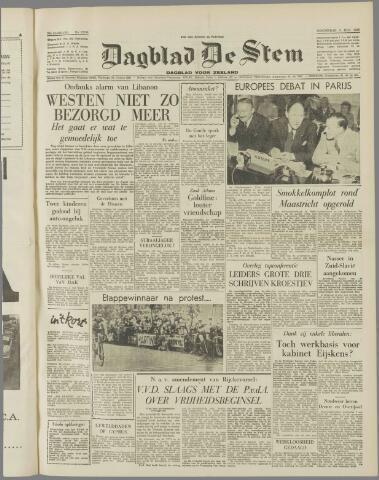 de Stem 1958-07-03
