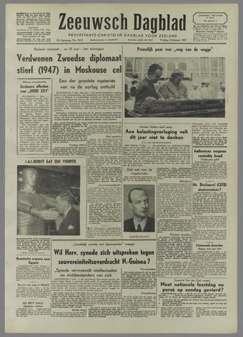 Zeeuwsch Dagblad 1957-02-08