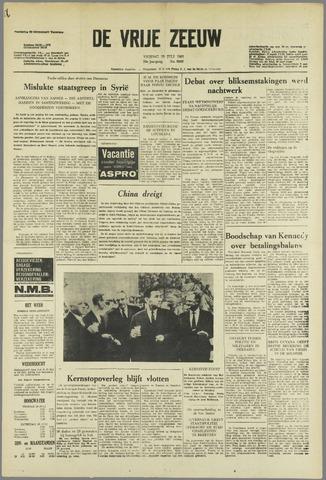 de Vrije Zeeuw 1963-07-19