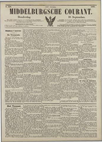 Middelburgsche Courant 1902-09-18
