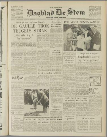 de Stem 1958-06-07