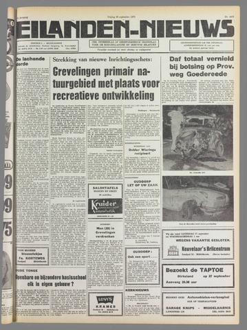 Eilanden-nieuws. Christelijk streekblad op gereformeerde grondslag 1975-09-26