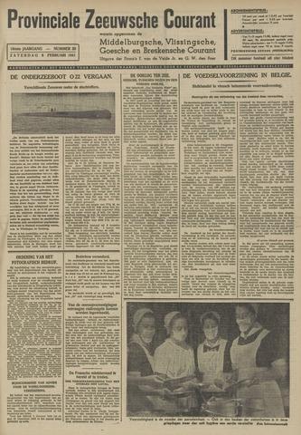 Provinciale Zeeuwse Courant 1941-02-08