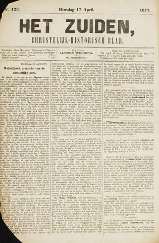 Het Zuiden, Christelijk-historisch blad 1877-04-17