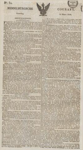 Middelburgsche Courant 1829-03-14