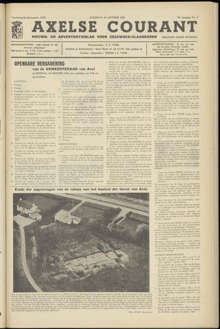 Axelsche Courant 1963-10-26