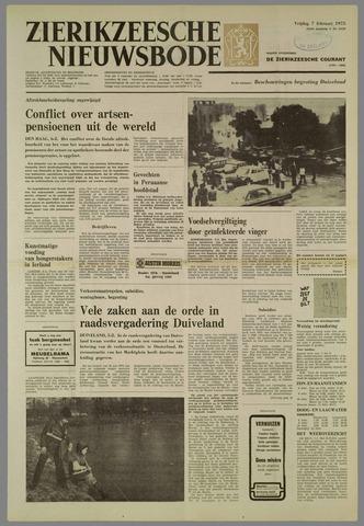 Zierikzeesche Nieuwsbode 1975-02-07