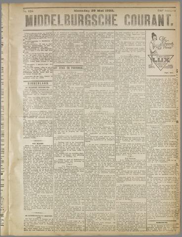 Middelburgsche Courant 1922-05-29