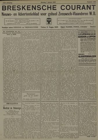 Breskensche Courant 1936-01-07