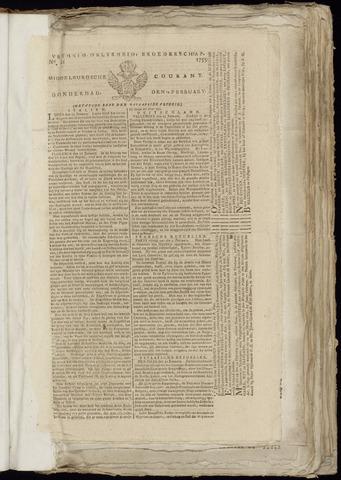 Middelburgsche Courant 1799-02-14