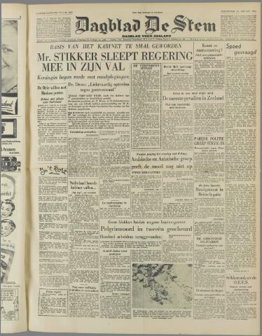 de Stem 1951-01-25