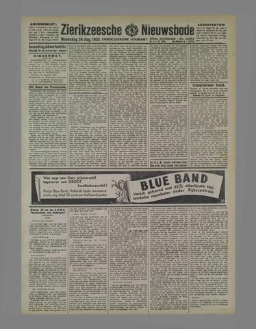 Zierikzeesche Nieuwsbode 1932-08-24