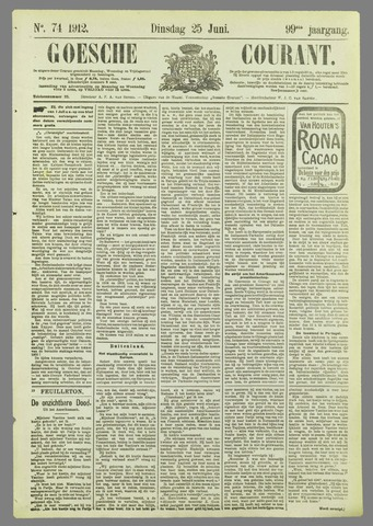 Goessche Courant 1912-06-25