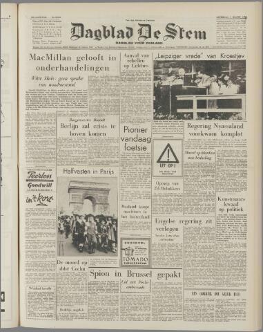 de Stem 1959-03-07