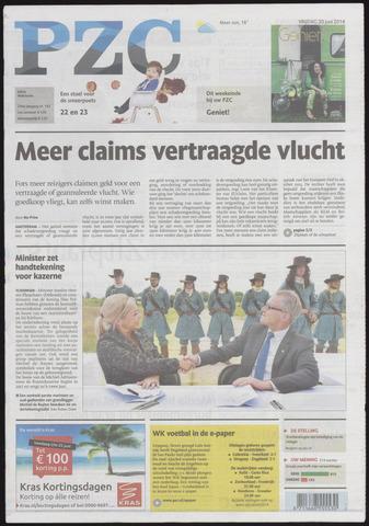 Provinciale Zeeuwse Courant 2014-06-20