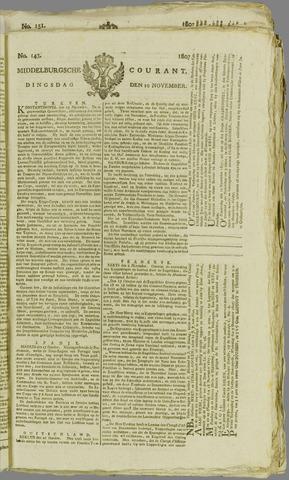 Middelburgsche Courant 1807-11-10