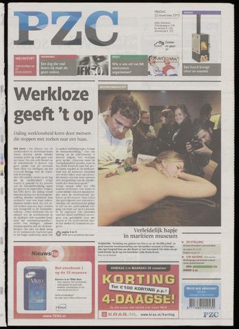 Provinciale Zeeuwse Courant 2013-11-22