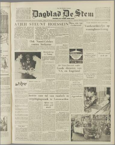 de Stem 1958-02-18