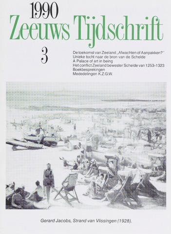 Zeeuws Tijdschrift 1990-05-01