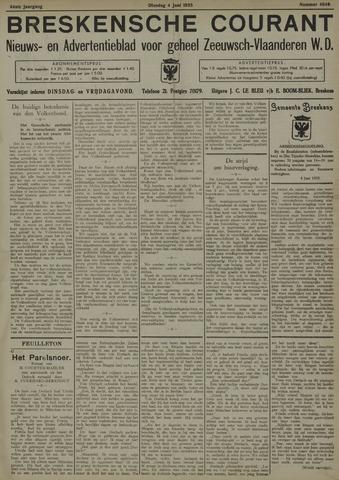 Breskensche Courant 1935-06-04