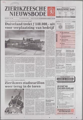 Zierikzeesche Nieuwsbode 1995-07-07