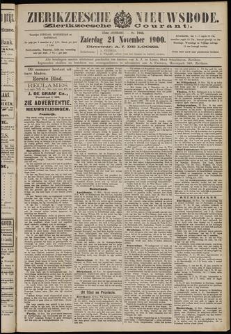Zierikzeesche Nieuwsbode 1900-11-24