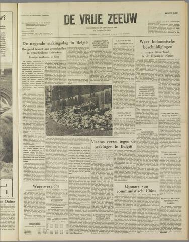 de Vrije Zeeuw 1960-12-29