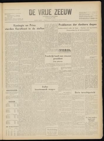de Vrije Zeeuw 1953-12-24