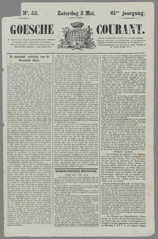 Goessche Courant 1874-05-02