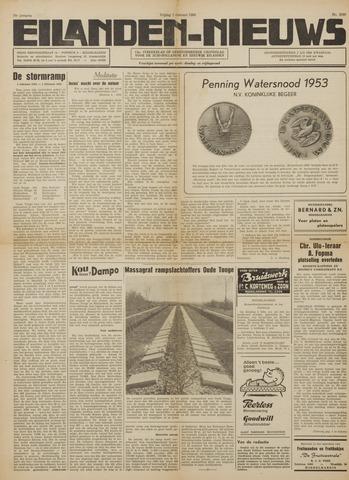 Watersnood documentatie 1953 - kranten 1963-02-01