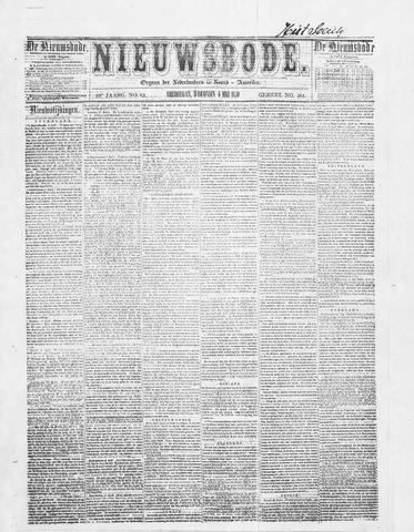 Sheboygan Nieuwsbode 1859-05-04