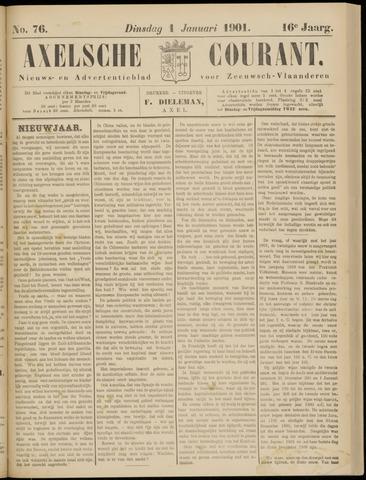 Axelsche Courant 1901