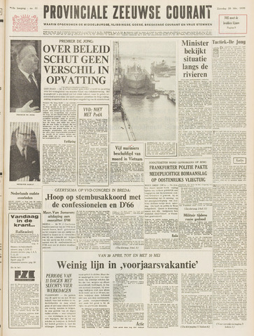 Provinciale Zeeuwse Courant 1970-02-28