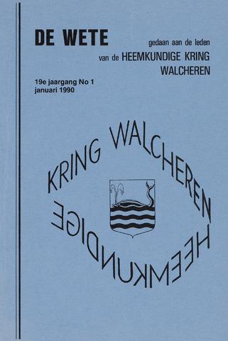 de Wete 1990-01-01