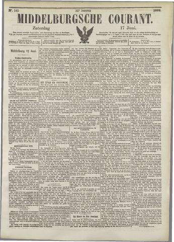 Middelburgsche Courant 1899-06-17