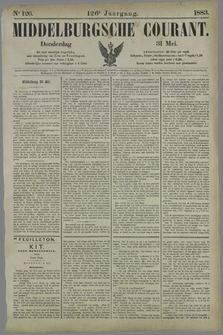 Middelburgsche Courant 1883-05-31