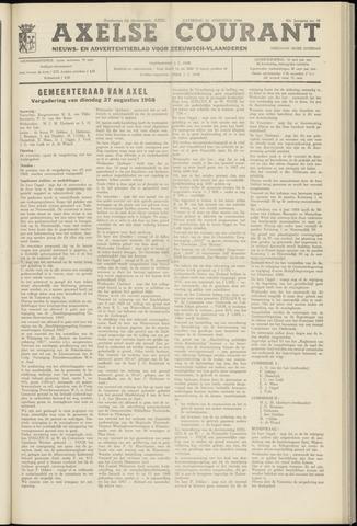 Axelsche Courant 1968-08-31