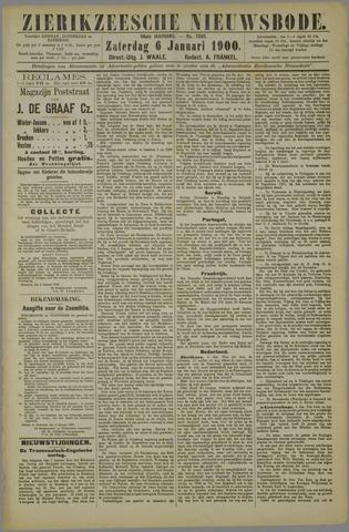 Zierikzeesche Nieuwsbode 1900-01-06