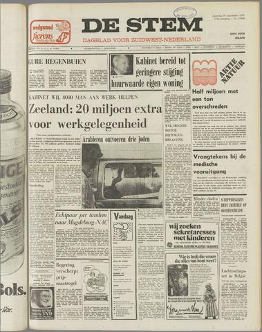 de Stem 1973-09-29