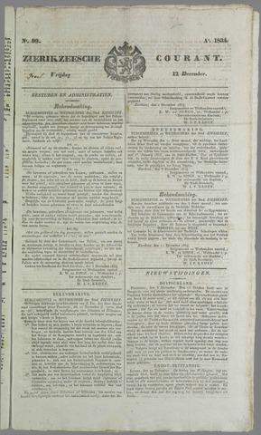 Zierikzeesche Courant 1824-12-12
