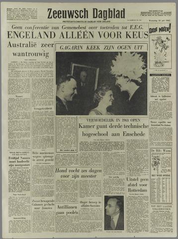Zeeuwsch Dagblad 1961-07-12
