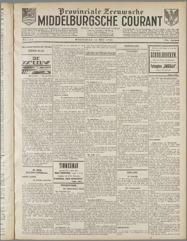Middelburgsche Courant 1930-05-14