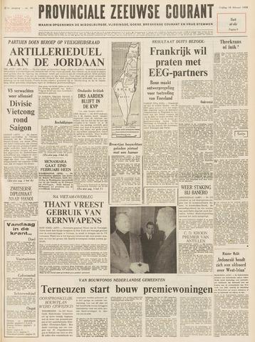 Provinciale Zeeuwse Courant 1968-02-16