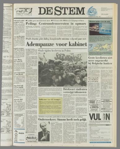 de Stem 1992-04-25