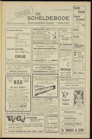 Scheldebode 1955-04-07