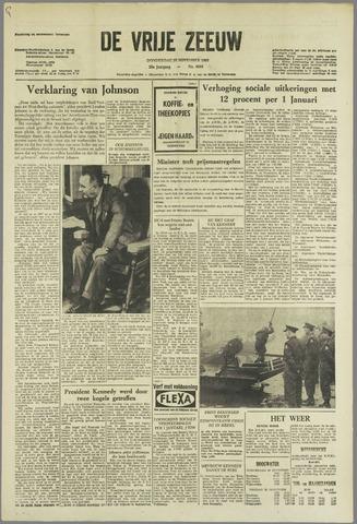 de Vrije Zeeuw 1963-11-28