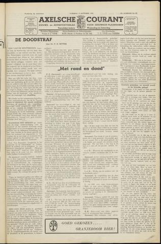 Axelsche Courant 1951-09-08