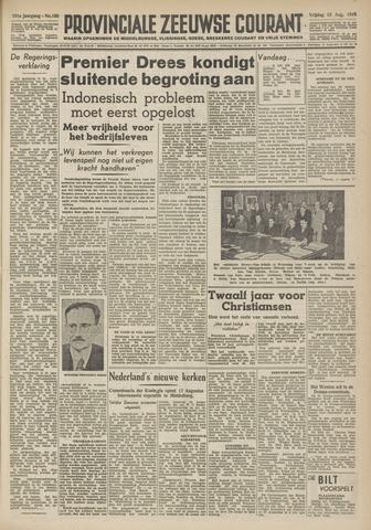 Provinciale Zeeuwse Courant 1948-08-13