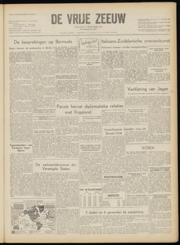 de Vrije Zeeuw 1953-12-07