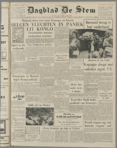 de Stem 1960-07-11
